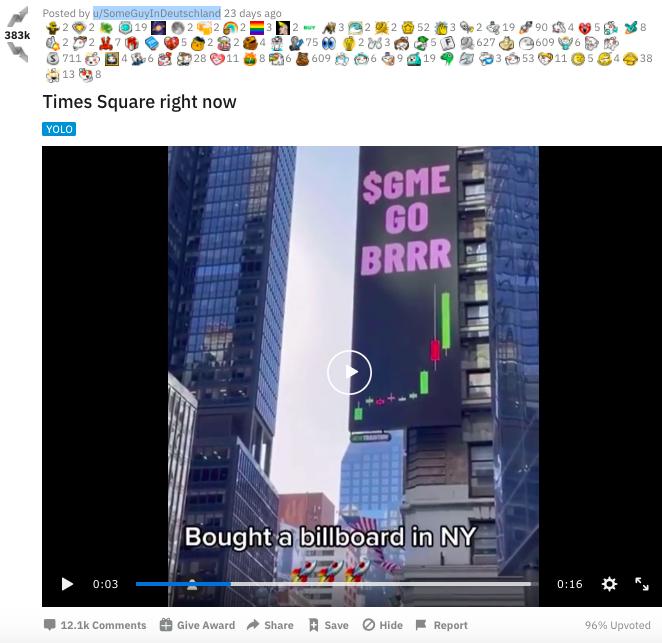 most upvoted reddit post