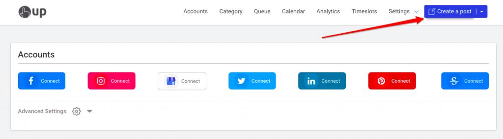 LinkedIn scheduler